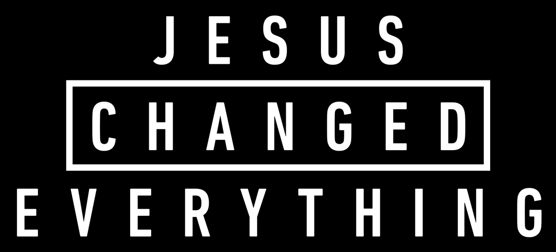 Jesus Changed Everything logo