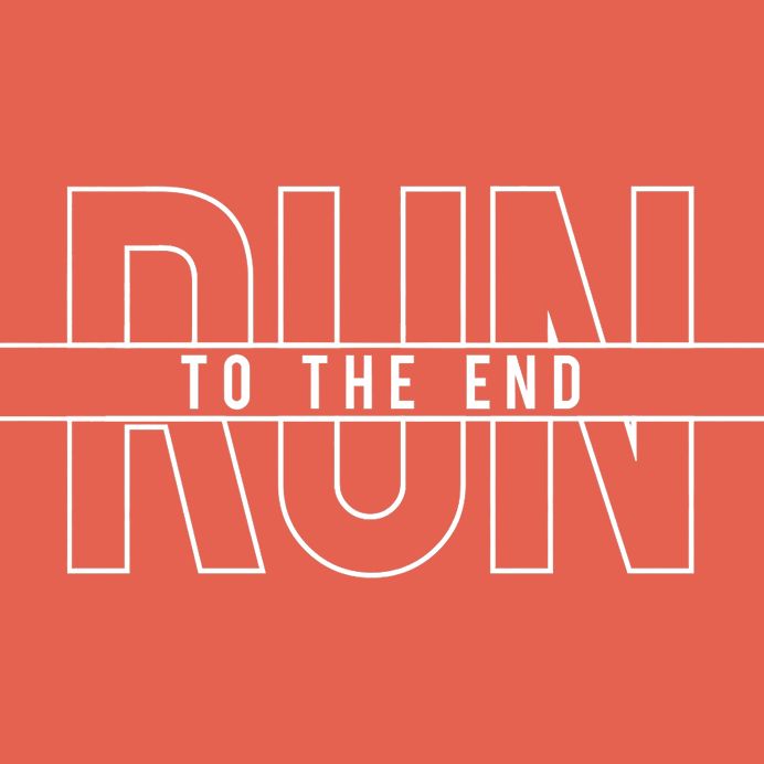 Run to the End 5K in Rochester, NY logo